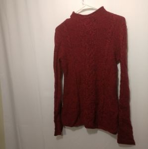 GAP sweater high neck warm!